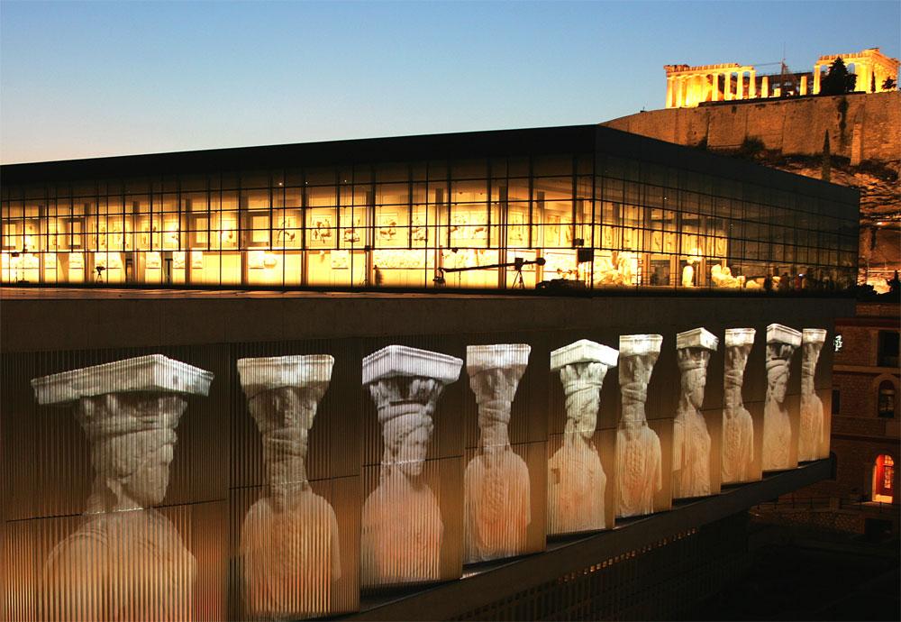 Το μουσείο της Ακρόπολης στη λίστα με τα καλύτερα μουσεία στον κόσμο