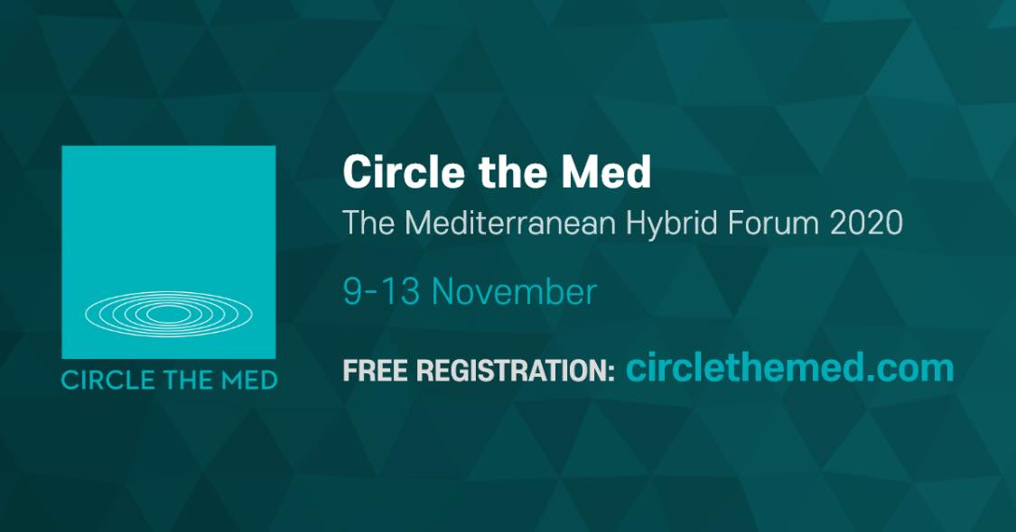 Circle the Med-The Mediterranean Hybrid Forum November 2020